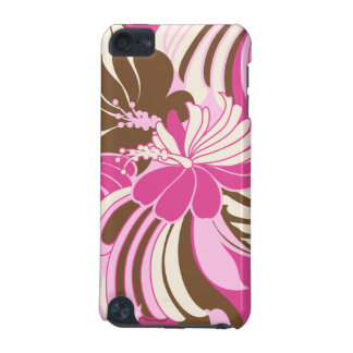 Hibiscus Jungle Hawaiian iPod Touch Cases