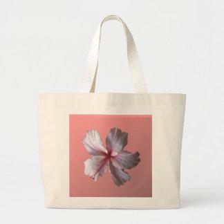 Hibiscus Large Tote Bag
