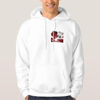 Hibiscus logo hoodie