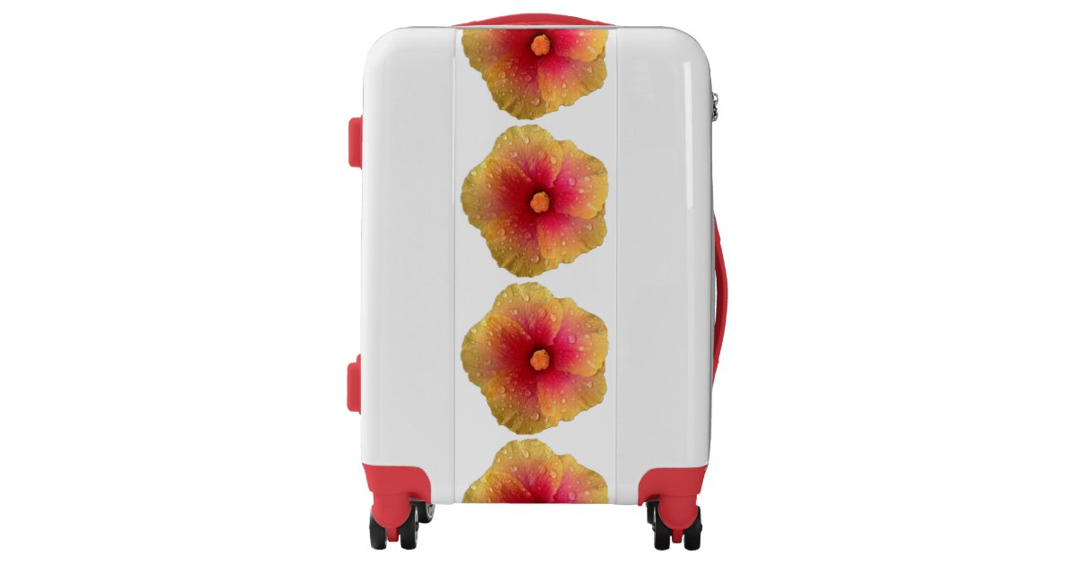 Hibiscus Luggage