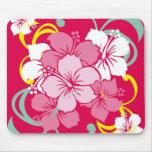 Hibiscus Mousepads