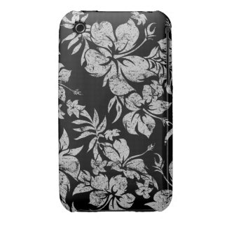 Hibiscus Pareau Hawaiian Barely There iPhone 3 Cover