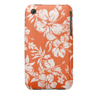 Hibiscus Pareau Hawaiian Barely There iPhone 3GS Case-Mate iPhone 3 Case