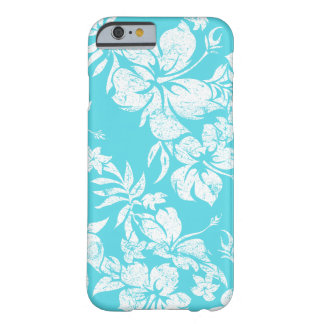 Hibiscus Pareau Hawaiian Floral Barely There iPhone 6 Case