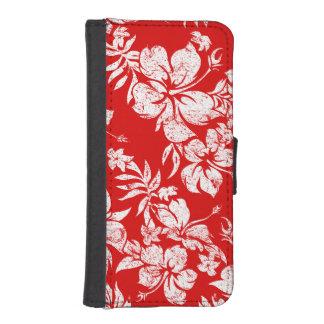 Hibiscus Pareau Hawaiian Floral iPhone 5 Wallet