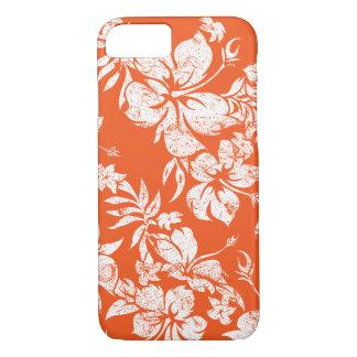 Hibiscus Pareau Hawaiian Floral iPhone 7 Case