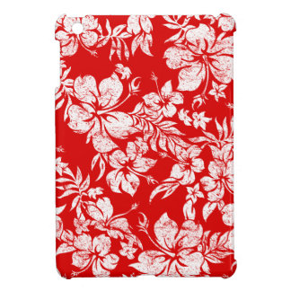 Hibiscus Pareau Hawaiian iPad Mini Cases