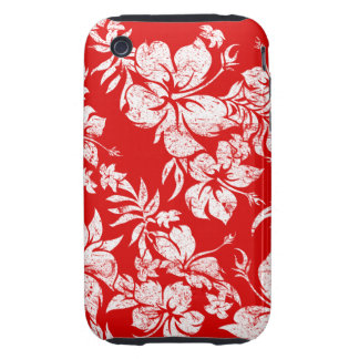 Hibiscus Pareau Hawaiian iPhone 3 G/S Casemate Tough iPhone 3 Cover