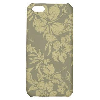 Hibiscus Pareau Hawaiian iPhone 5C Cases
