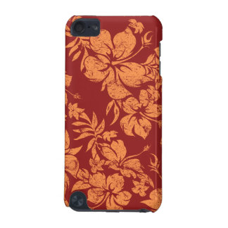 Hibiscus Pareau Hawaiian iPod Touch Cases