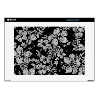 Hibiscus Pareau Hawaiian Mac or PC Laptop Skin