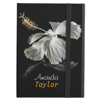 Hibiscus Reflections iPad Case *Personalize*