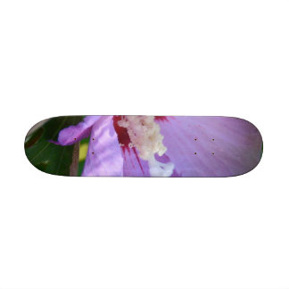 Hibiscus Custom Skate Board