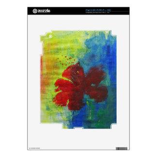 hibiscus skin for iPad 2