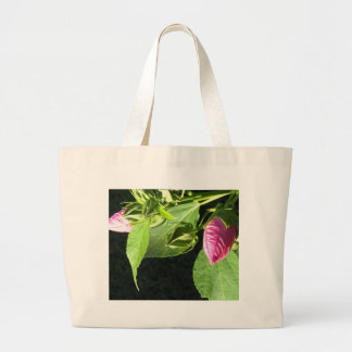 Hibiscus Soon to Blossom Tote Bag