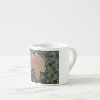 Hibiscus Espresso Mug