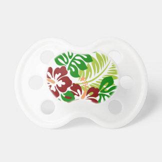 Hibiscus super Doper Image Pacifier