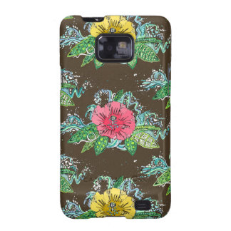 hibiscus surf coffee galaxy SII cases
