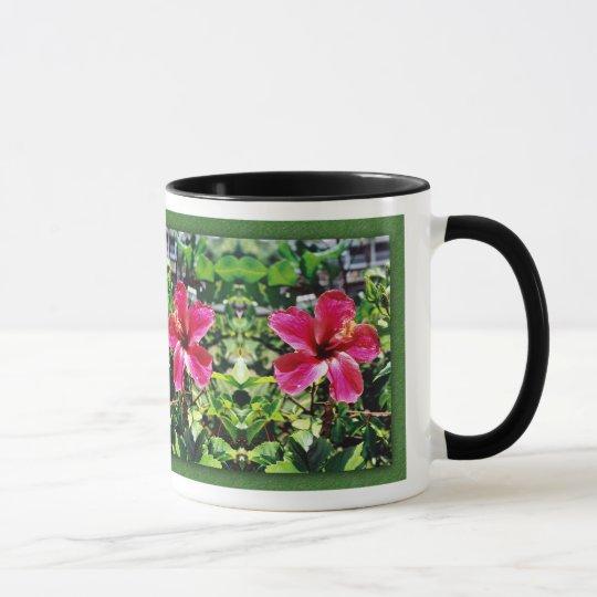 Hibiscus Variation Mug