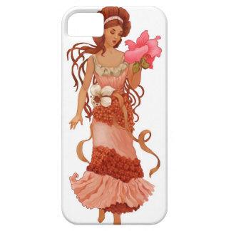 Hibiscus Women iPhone 5 Covers