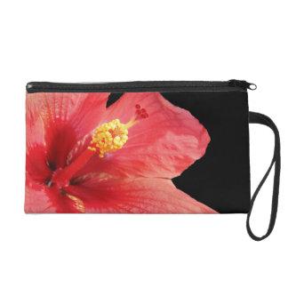 Hibiscus Wristlet