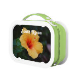 Hibiscus Yubo Lunch Boxes