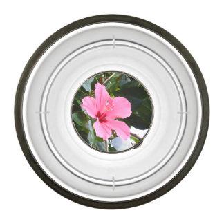 Hibiscus Pet Bowl