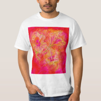 Hibiscuses by S Ambrose T-Shirt