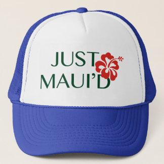 HibiscusJustMauid Trucker Hat