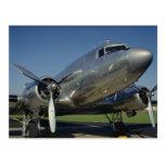 Híbrido de Douglas C-41 Dakota Tarjetas Postales