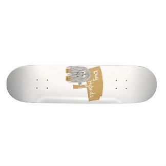 híbridos grises de la compra tablas de skate