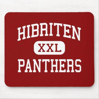 Hibriten - Panthers - High - Lenoir North Carolina Mouse Mat