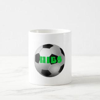 hibs mug by highsaltire