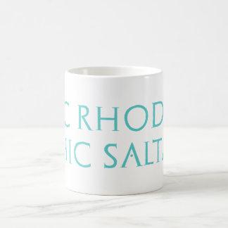 hic rhodos hic salta mugs
