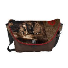 Hiccup Explorer Messenger Bag at Zazzle