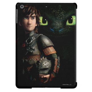 Hiccup & Toothless iPad Air Case