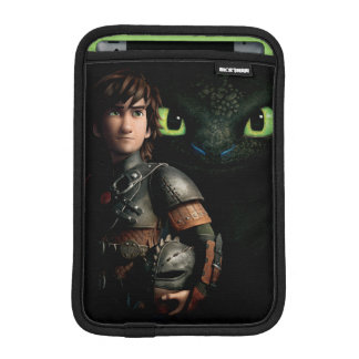 Hiccup & Toothless iPad Mini Sleeve