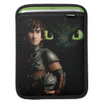 Hiccup & Toothless iPad Sleeve