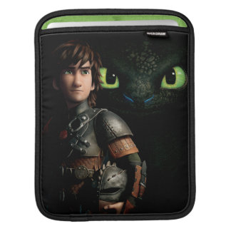 Hiccup & Toothless iPad Sleeves