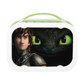 Hiccup & Toothless Yubo Lunchbox