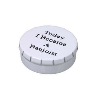 Hice hoy Banjoist