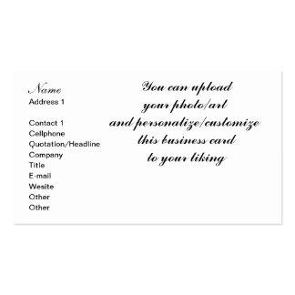 Hice la tarjeta de It_Business Tarjetas De Visita