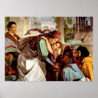 Hicieron José regla de Egipto (41:38 de la GEN - 4 Poster