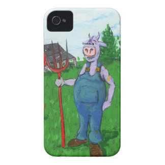 Hick Cows iPhone 4 Case-Mate Case