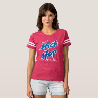 Hick Hop Music Mud Jersey T-shirt