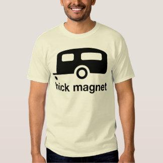hick magnet tee shirt