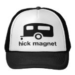 hick magnet trucker hat