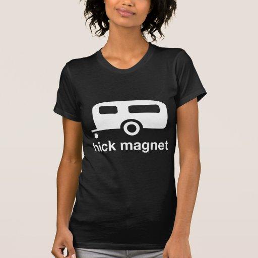hick magnet tshirt