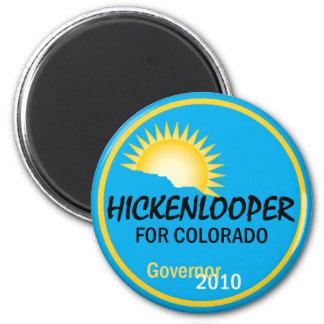 Hickenlooper 2010 Magnet