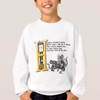 Hickery Dickery Dock Sweatshirt
